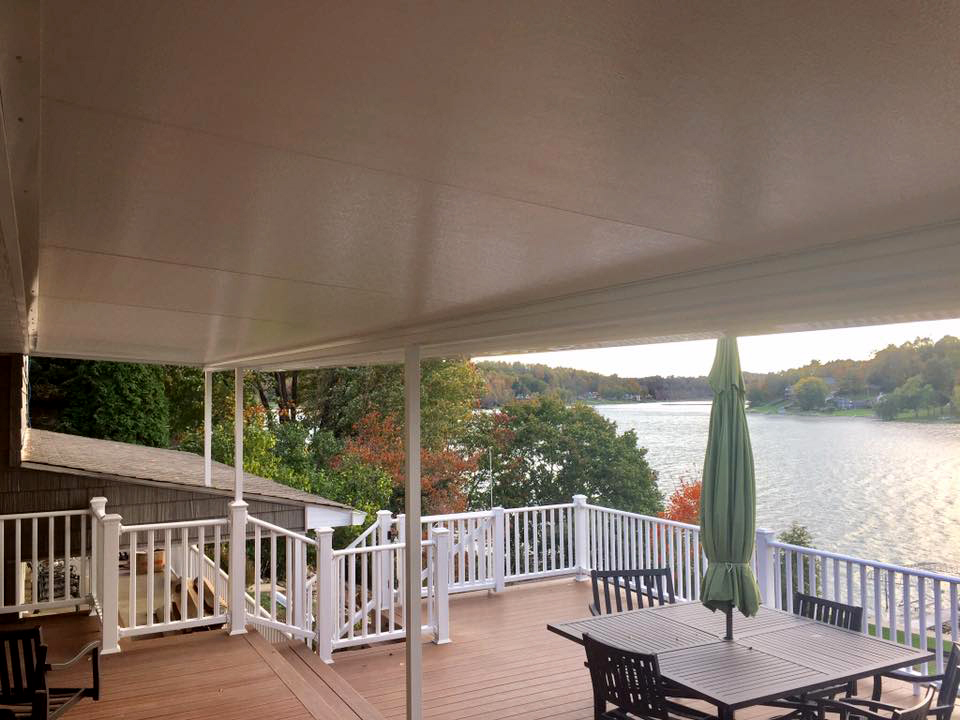 Akron Canton Awning Patio Awning