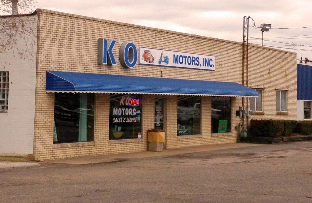 Akron Canton Awning KO Motors