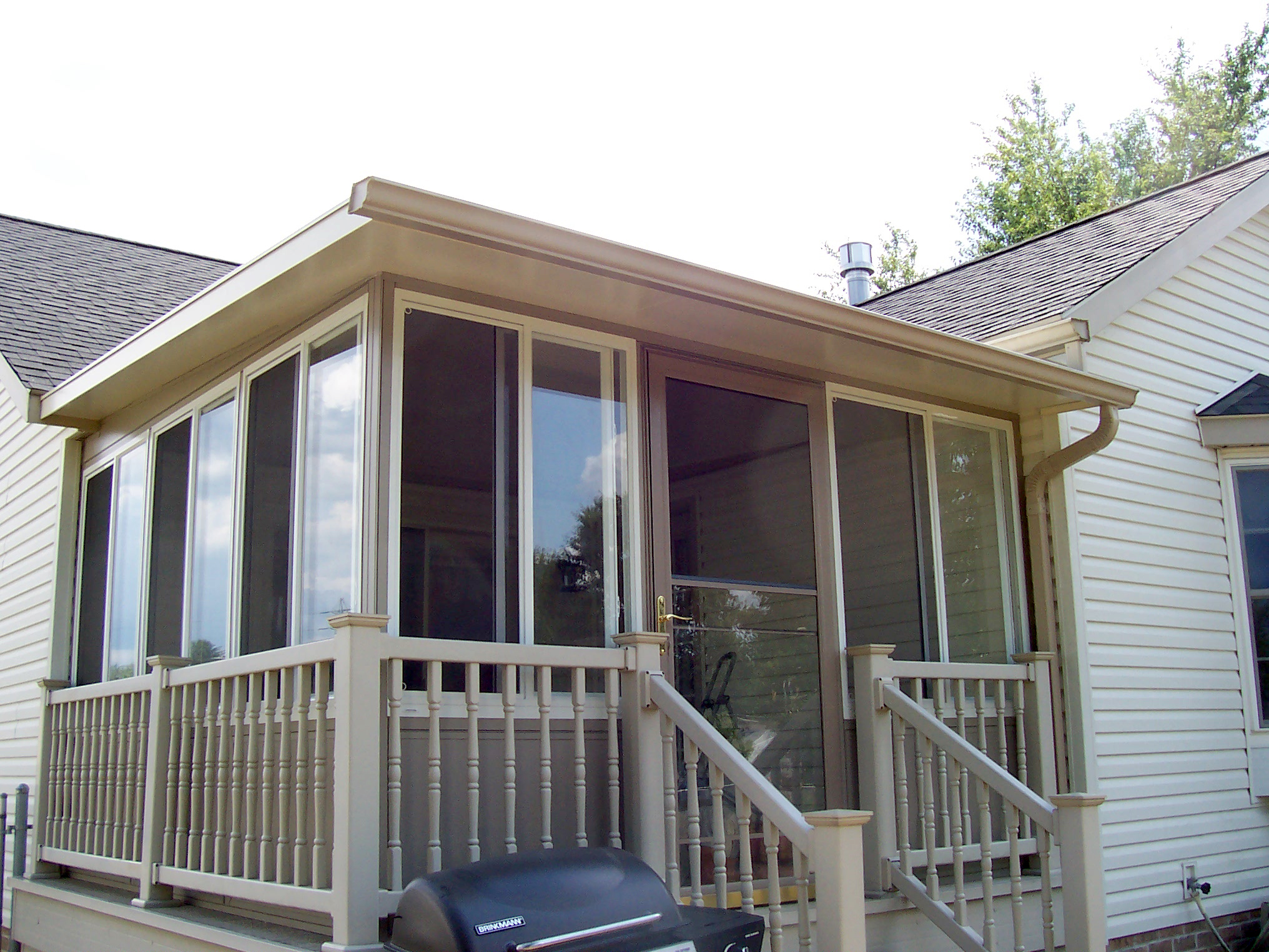 Akron Canton Awning Porch