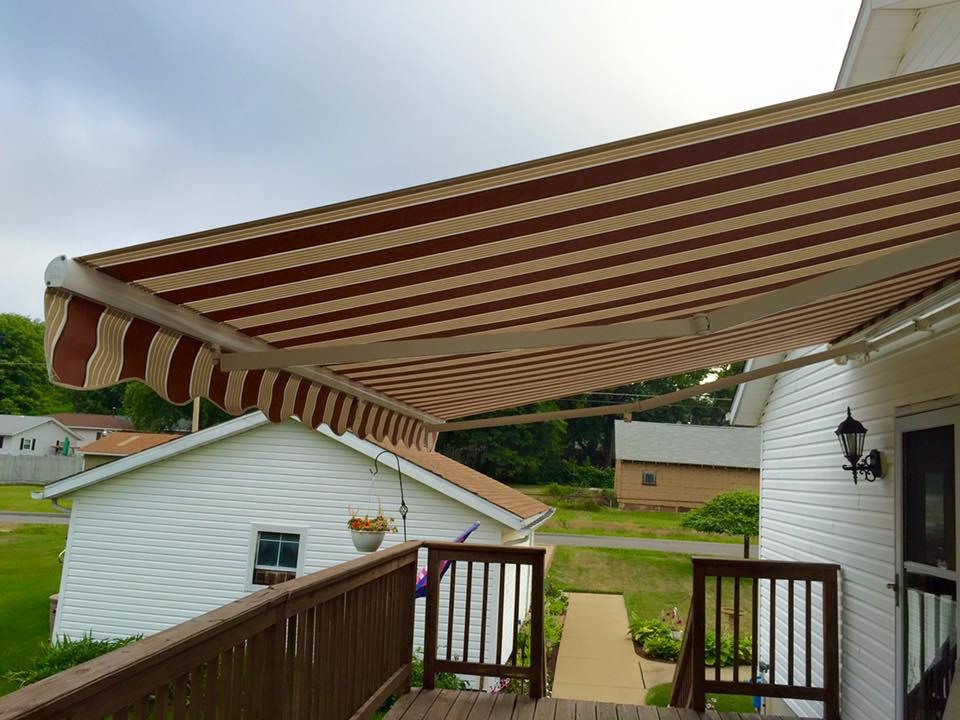 Akron Canton Awning Retractable Awning