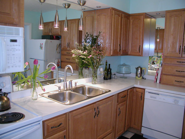 Ben H Ruhlin Construction Company Kitchen