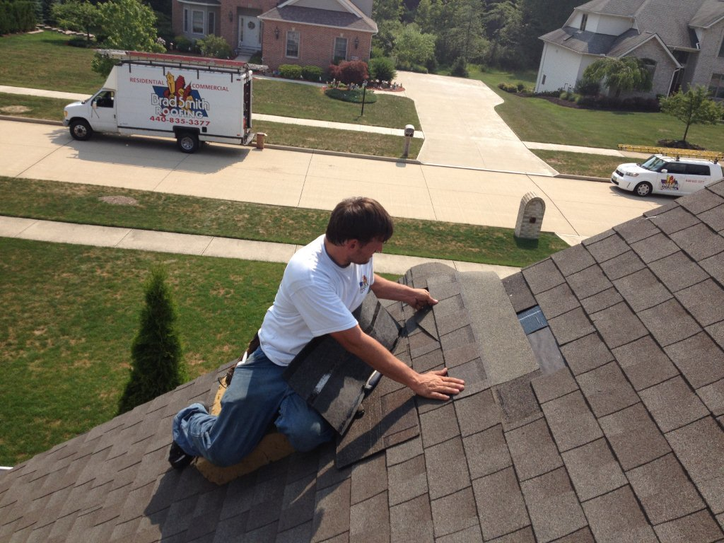 Brad Smith Roofing Repairs To Roof