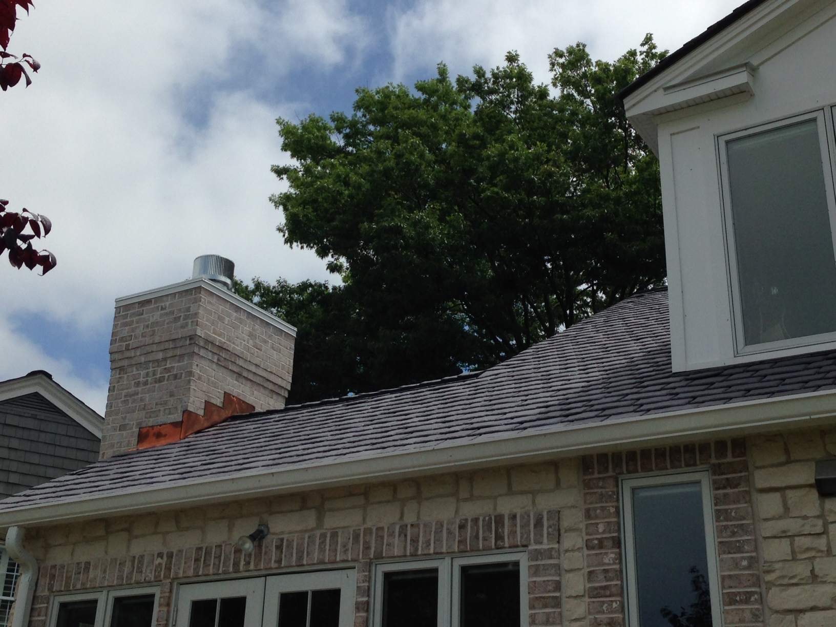Brad Smith Roofing Residential Roof Detail