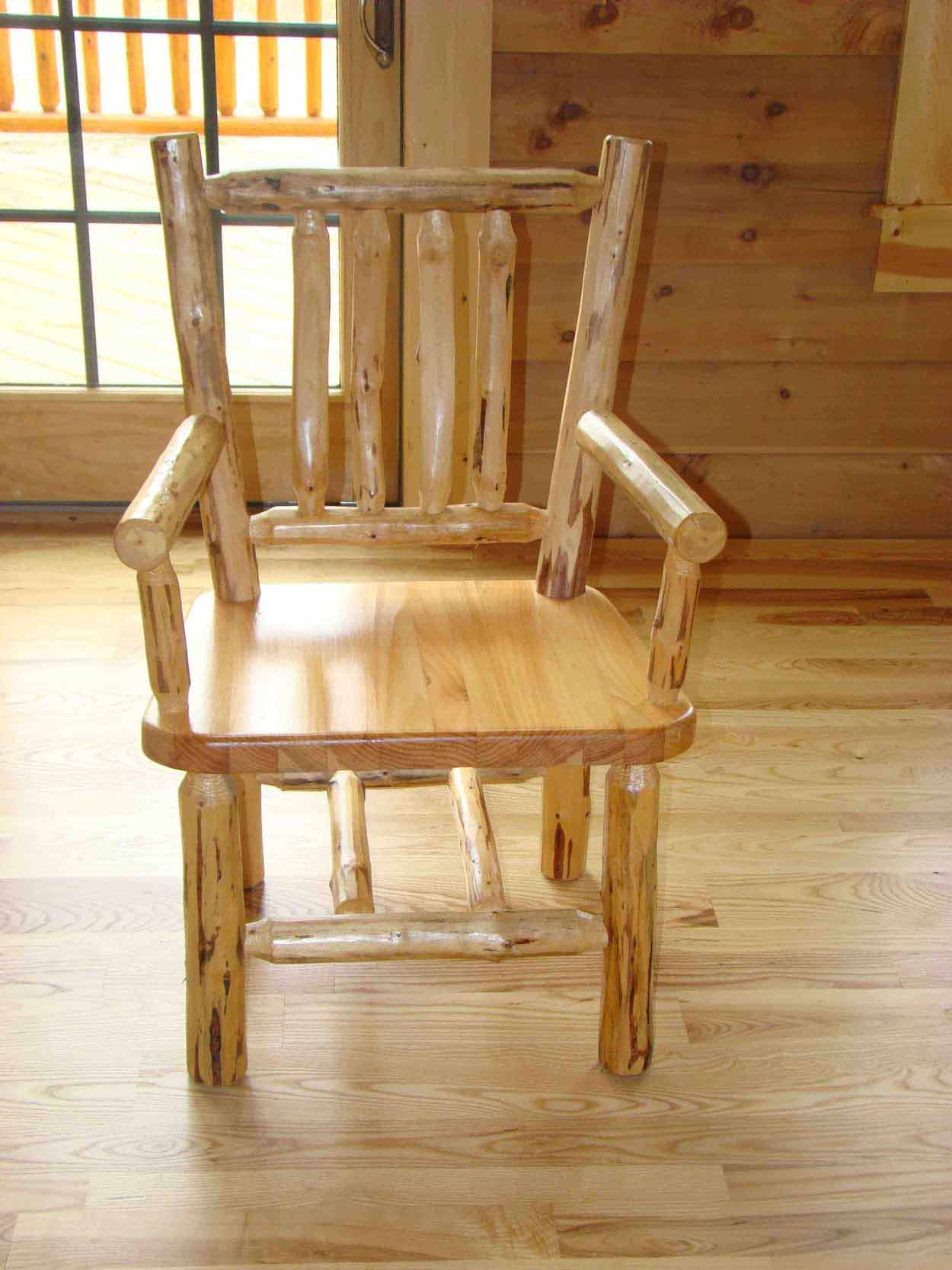 Capron Construction Company Furniture Chair