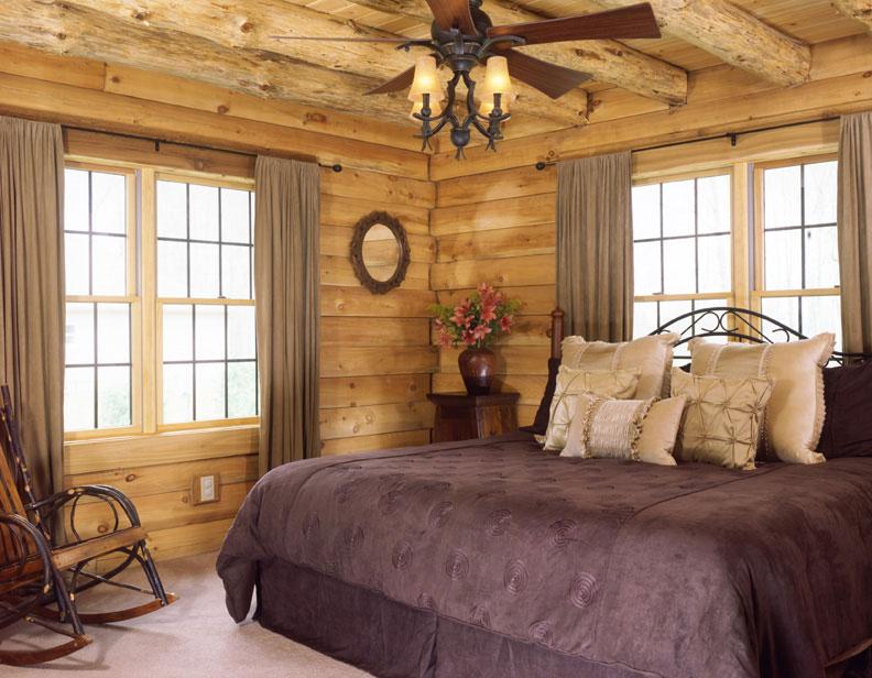 Capron Construction Company Furniture Master Bed