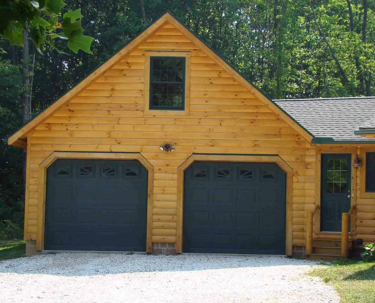 Capron Construction Company Garage