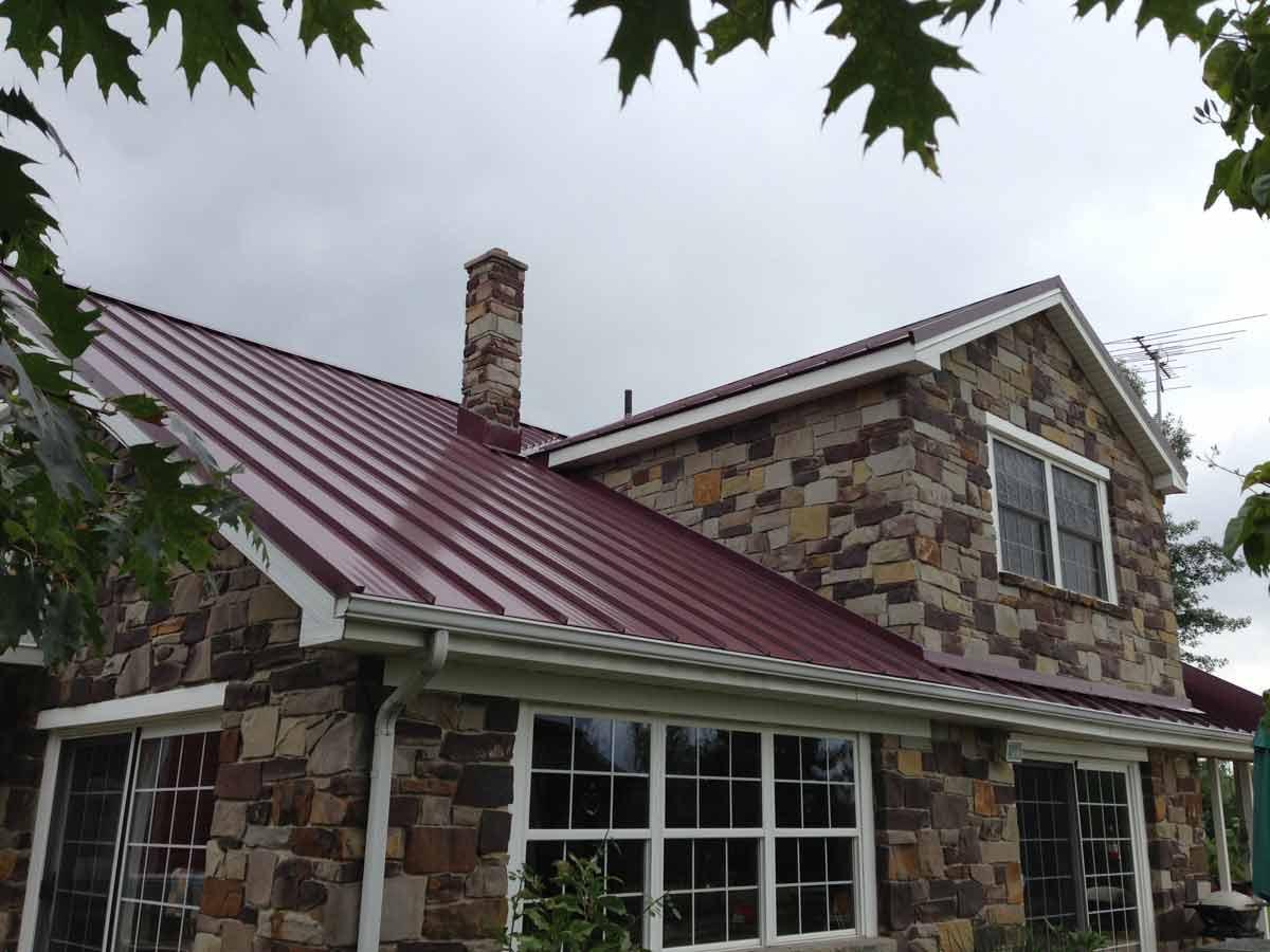Capron Construction Company Roof Restoration
