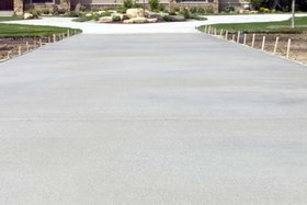 Cardinal Asphalt Company Concrete Driveway