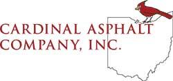 Cardinal Asphalt Company Logo