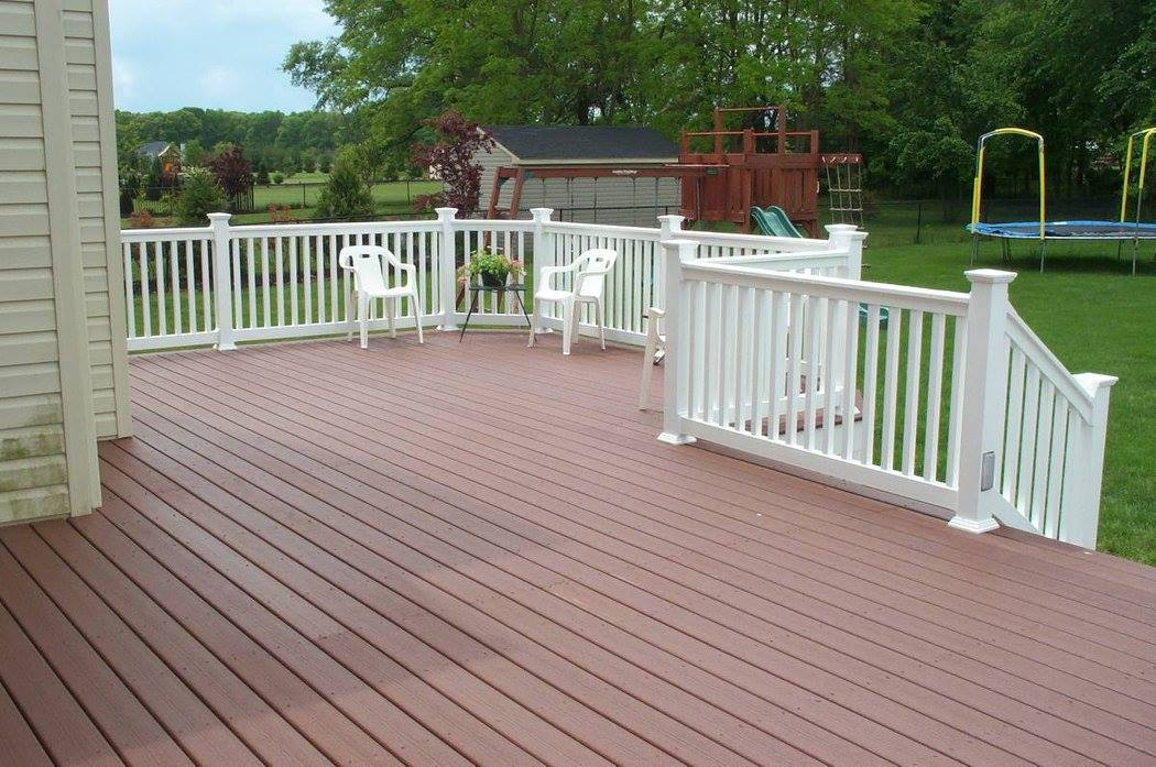 Energy Wise Home Improvement Deck