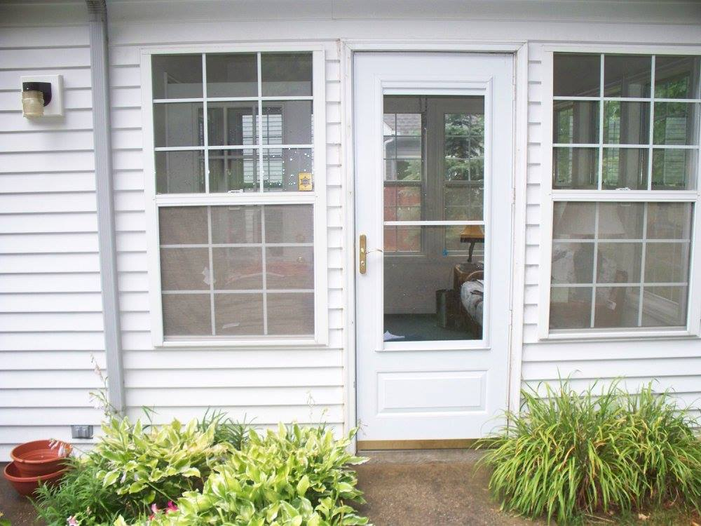 Energy Wise Home Improvement Exterior Door