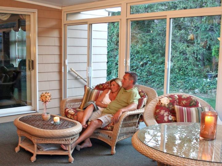 Energy Wise Home Improvement Interior Sunroom Construction