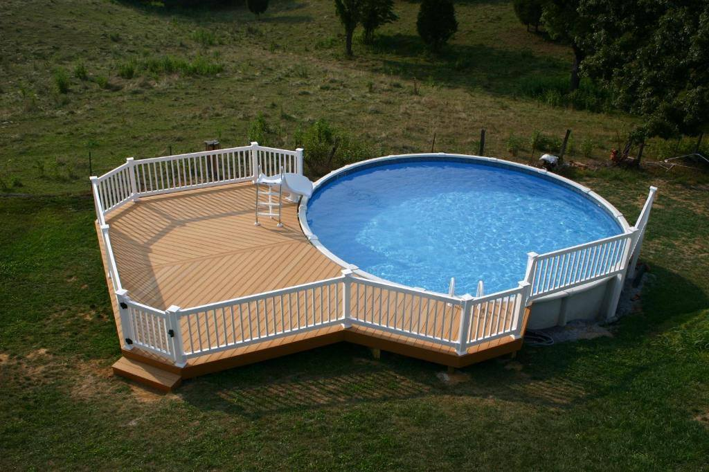 Energy Wise Home Improvement Pool Deck