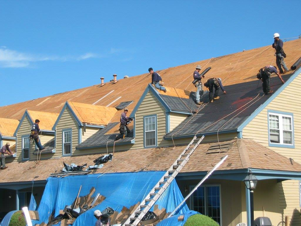 Energy Wise Home Improvement Roof Replacement