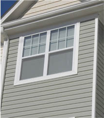 Energy Wise Home Improvement Siding Installation Grey