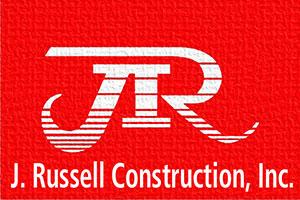 J Russell Construction Logo