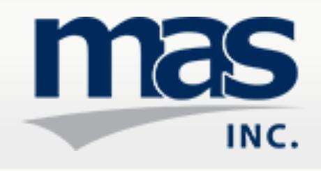 Mas Appliance And Electronics Logo