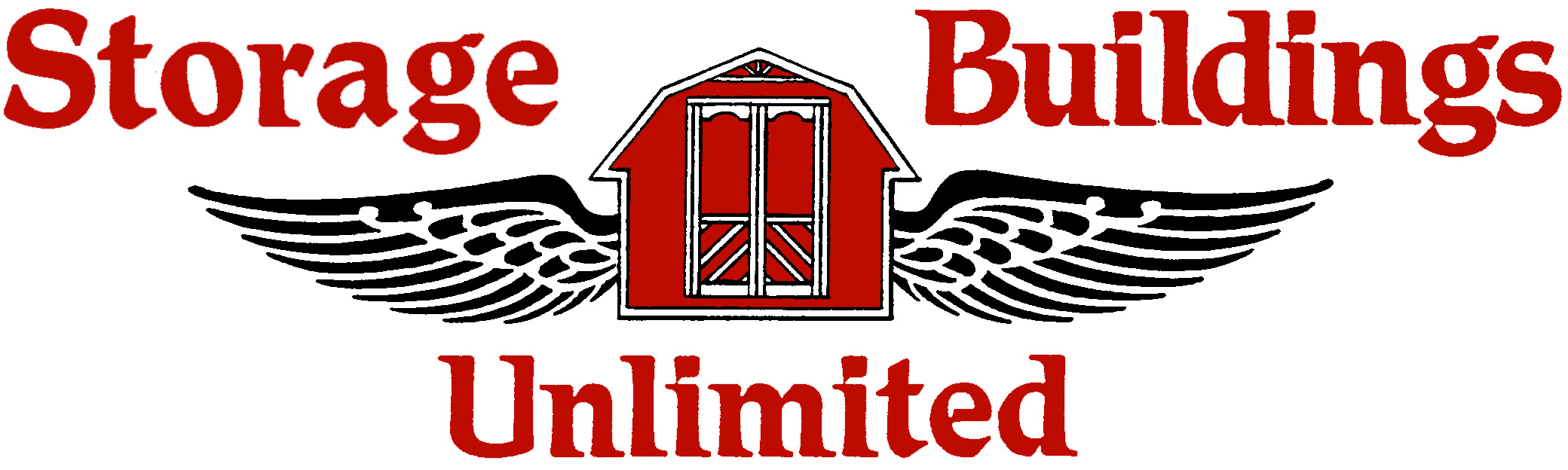 Storage Buildings Unlimited Logo