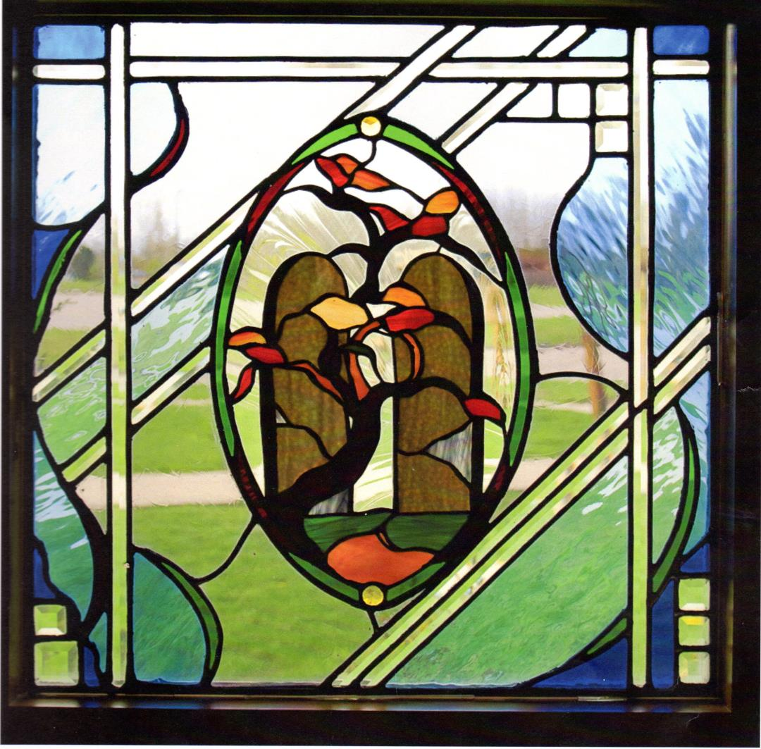 stained glass centre window gallery